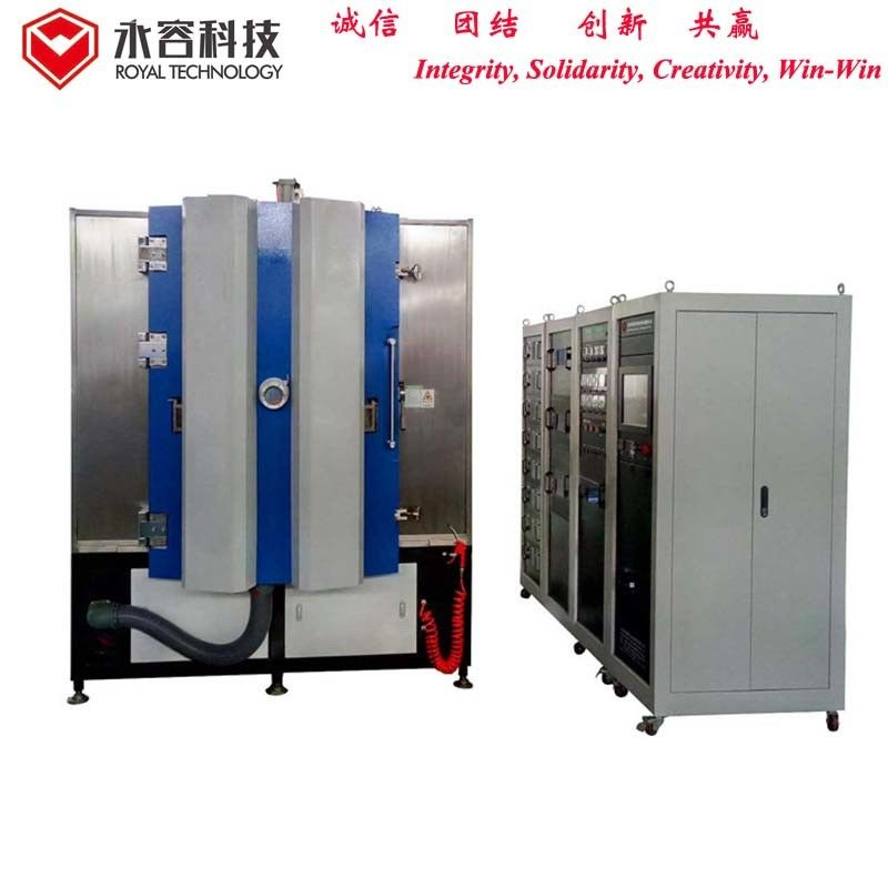 MF Sputtering Pvd Coating System , High Uniformity Films Vacuum Deposition Machine